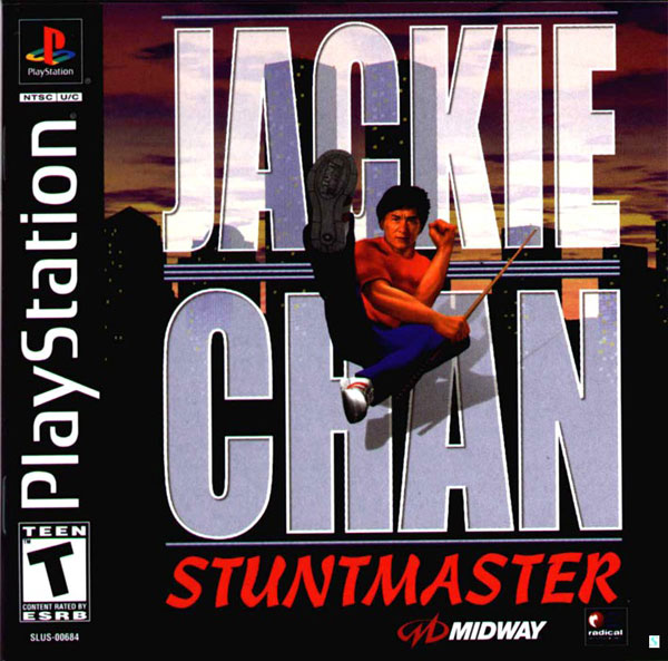Jackie Chan Stuntmaster [NTSC-U] Front Cover